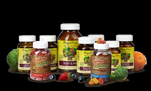 Натуральные органические витамины для детей из США от Megafood и Hero